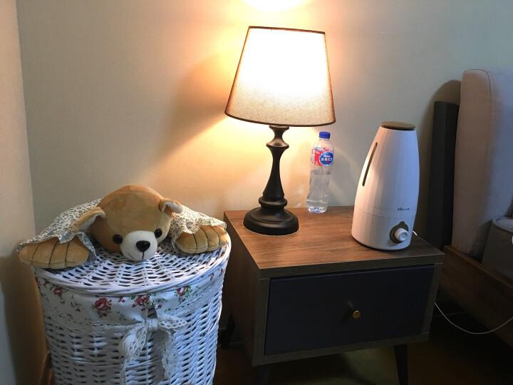 小熊(Bear)加湿器 2L 空气增湿器 家用办公室卧室静音 细雾香薰增湿JSQ-A20B1 晒单图