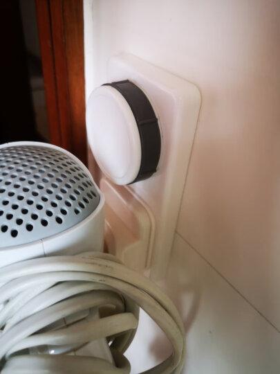 双庆 吹风机架免打孔电吹风架风筒收纳架浴室置物架壁挂式卫生间置物架 晒单图