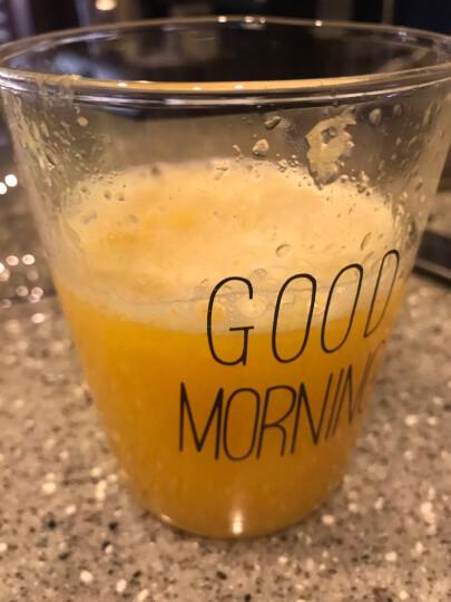 博朗(Braun)柳橙机CJ3000进口家用便携式榨橙汁机电动双向榨汁卧式原汁机榨汁机柳橙机京东家电 晒单图