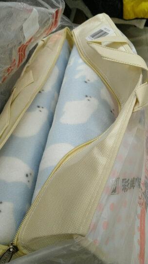 彩虹电热毯双人 电褥子双人 双控双温(长1.8米宽1.7米)JD106升级款 晒单图