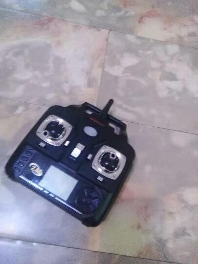 SYMA司马无人机大型遥控飞机男孩玩具四轴飞行器飞碟航模电动玩具无人飞机男孩生日礼物X5S新年礼物大礼盒 晒单图