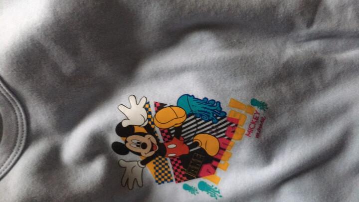 三枪(THREEGUN) 【迪士尼经典款】三枪迪士尼儿童女童男童棉薄款内衣套装 女童-粉色半高领-28824 140 晒单图
