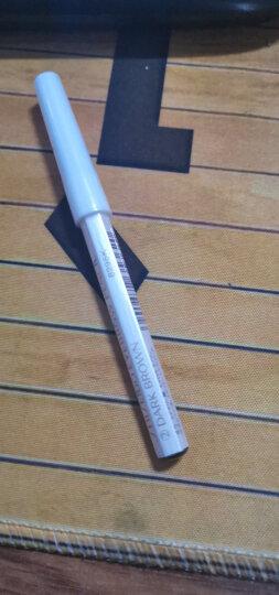 日本进口 资生堂(SHISEIDO) 六角眉笔 02号深咖色 1.2g/支 柔滑细腻 防水防汗 自然流畅 晒单图