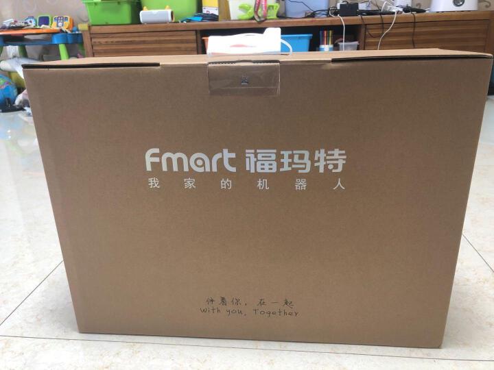 福玛特(FMART)扫地机器人E-R302G家用全自动吸尘器智能扫拖地一体机导航规划雅致S 晒单图