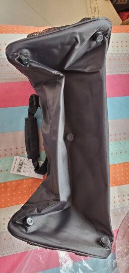 爱华仕(OIWAS)旅行袋 手提旅行包男女 休闲行李袋短途旅游包大容量 7003红色 晒单图