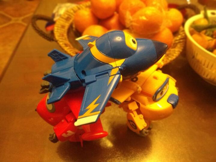 奥迪双钻超级飞侠国际机场总部大场景套装全套变形机器人乐迪总部儿童男女孩宝宝玩具 多多酷炫工具箱 720803 晒单图