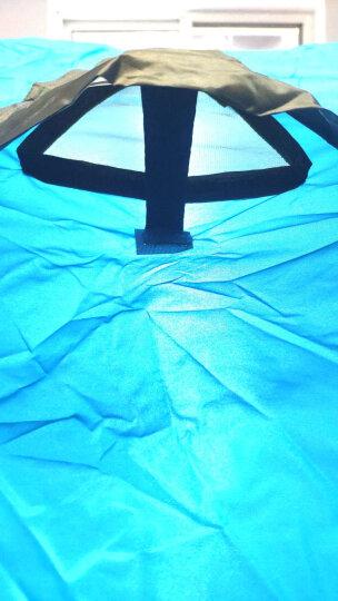 牧高笛(MOBIGARDEN) 双人双层三季防风防雨铝杆帐篷 QR2 MZ098010 蓝色 晒单图