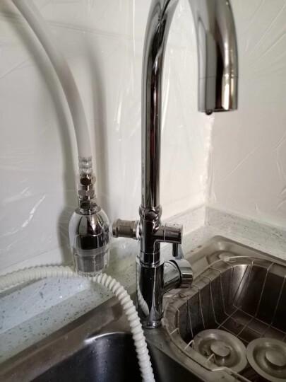 松下(Panasonic)洗碗机家用台式全自动洗涤剂 免安装 6套大空间 高温除菌烘干 洗碗粉套装 80度高温:NP-TR1WRCN(珍珠白) 晒单图