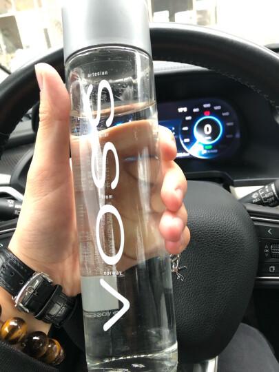 【2瓶装】Voss挪威芙丝天然矿泉水进口饮用水玻璃瓶装水气泡水含气矿泉水苏打水 800ml*2瓶【含气无气各一瓶】 晒单图