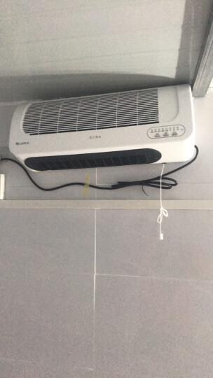 格力(GREE) 壁挂式取暖器家用浴室暖风机遥控电暖气热风机冷暖电暖器暖气机NBFC-X6021B 晒单图