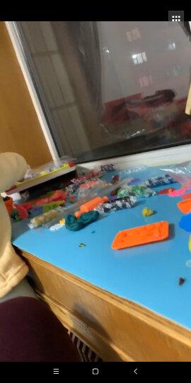 智高(ZHIGAO)3D彩泥24色 梦幻冰淇淋主题女孩橡皮泥 玩具套装kk-9011 晒单图