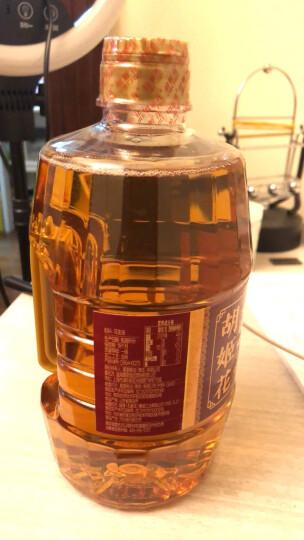 【3件85折】胡姬花花生油900ml 古法小榨压榨一级食用油 小桶桶装油食用油 晒单图