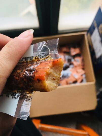 300减220_百草味 牛板筋125g 牛肉干牛筋 休闲零食肉类特产小吃 小包装 MJ 烧烤味 晒单图