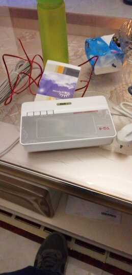 威豪福临门(Wei Hao Fu Lin Men)太阳能热水器控制器通用仪表自动上水加热测控仪显示器 侧装四芯传感器(带线50CM) 晒单图