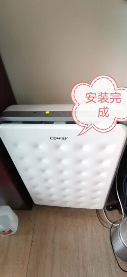 思博润(SBREL) 美国3M-HEPA滤材 配熊津Coway空气净化器过滤网芯 AP-3008FH(2片HEPA+2片活性炭+2片隔油粗滤) 晒单图