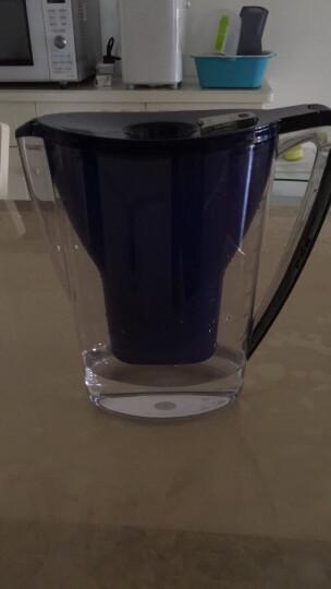 倍世(BWT)缤镁系列 Peunguin 2.7L电子计次 珍珠白 德国原装进口过滤净水器 家用滤水壶 净水壶 晒单图