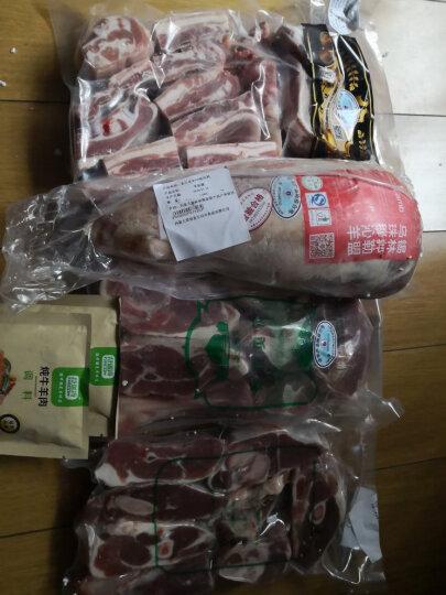【全店买四免一】AA级羊前腿 1000克 切片羊前腿 内蒙古 新鲜羊肉清汤羊肉 晒单图