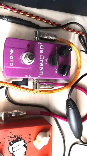 JOYO 卓乐电吉他单块效果器 金属失真模拟延迟效果器 多种效果 JF321Bullet Metal经典金属失真效果 晒单图
