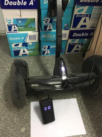 小米米家电动滑板车 成人/学生 迷你 便携 折叠双轮车 白色 晒单图
