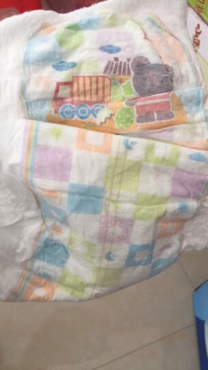 宜婴 拉拉裤 男女成长裤 干爽尿不湿空调小内裤 L号104片【9-14kg】 晒单图