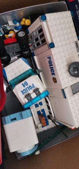 乐高(LEGO)积木 城市组系列City高速追捕5-12岁 60138 儿童玩具车 男孩女孩 新年生日礼物 晒单图