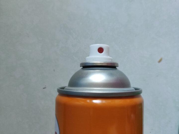 龟牌(Turtle Wax)大力橙多功能泡沫清洗剂汽车内饰清洗剂汽车用品皮革护理剂 车内饰清洗剂G-4436R 650ml 晒单图