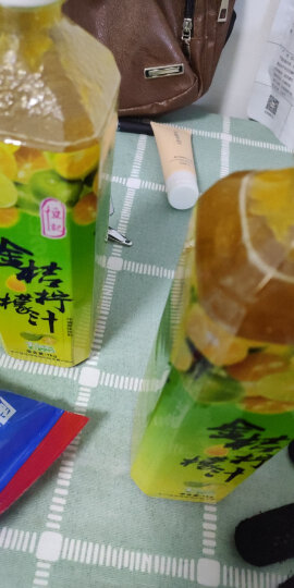 恒记 金桔柠檬 浓缩饮料 1kg*2瓶 晒单图