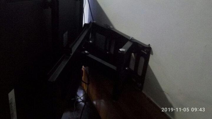 Brateck(37-70英寸)电视挂架 电视架 电视支架 电视机挂架 旋转壁挂架 通用海信夏普TCL索尼长虹KLA29-466 晒单图