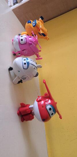 超级飞侠玩具奥迪双钻(AULDEY)超级飞侠大变形机器人4只装乐迪小爱 男孩女孩儿童玩具礼物 超级大变形8只组合DS710291+720294 晒单图