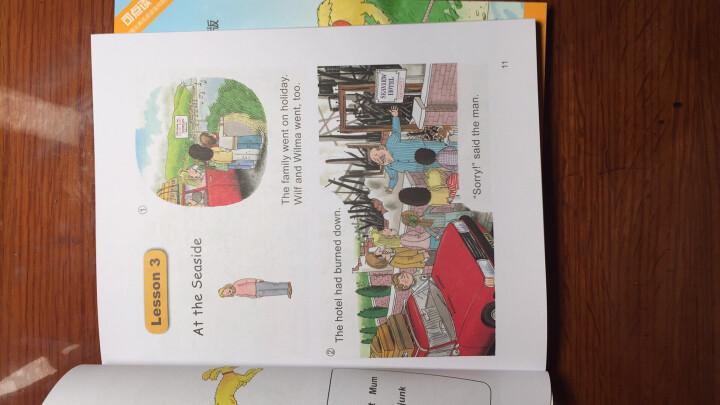 典范英语3 两册 3-6-8-12岁 小学英语分级阅读 少儿英文绘本 幼儿启蒙 儿童自然拼读 可点读 晒单图