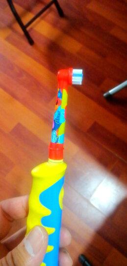 欧乐B 儿童电动牙刷头 3支装 适用D10,D12儿童电动牙刷(米奇图案 款式随机)EB10-3K 德国进口 官方正品 晒单图
