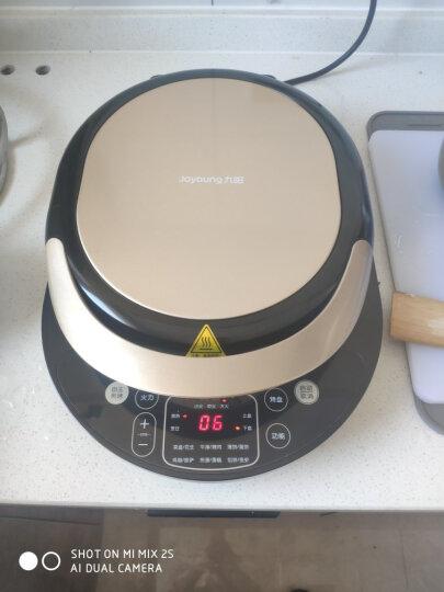 九阳(Joyoung)电饼铛智能控制 双面加热 定时自动断电 不沾煎烤机烙饼机 JK-30E11 晒单图