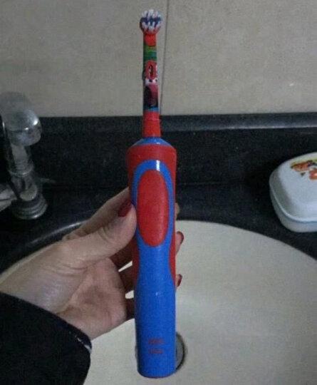 博朗 BRAUN EB10 欧乐B电动牙刷头2个装 图案随机发货 晒单图