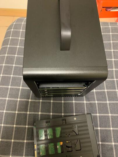 麦沃(MAIWO)K8FL Thunderbolt全铝 八层磁盘阵列 支持2.5/3.5英寸硬盘 雷电接口 晒单图