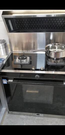 火星人(marssenger)  集成灶 X3B/Z集成一体侧吸式抽油烟机灶具电蒸箱套装玻璃面 延迟发货 晒单图