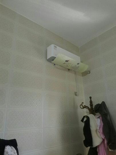格兰仕 Galanz 1.5匹 定速 冷暖 大白Ⅱ 柔风 自清洁 强劲制冷暖 空调挂机 KFR-35GW/dLa72-150(A3) 晒单图