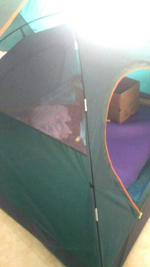 探险者(TAN XIAN ZHE) 全自动户外帐篷防雨户外双人双层免搭建3-4人帐篷套装 芭蕉叶套餐一 晒单图