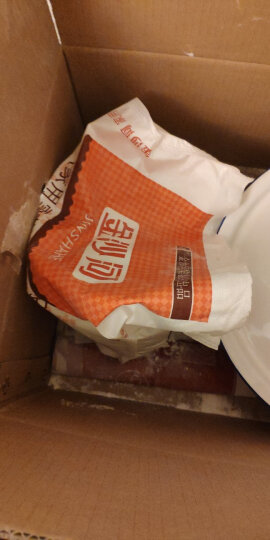 火宫殿 臭豆腐 休闲零食 豆制品 风味豆干 湖南长沙豆腐干 香辣味 26袋/盒  332g 晒单图