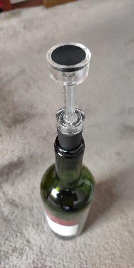 优淘客 真空红酒塞瓶塞葡萄酒真空酒塞抽气保鲜酒塞 晒单图
