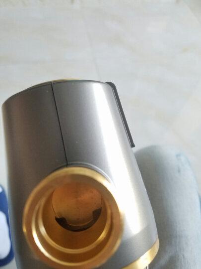 美的(Midea) 前置过滤器40微米反冲洗压力表监控 QZBW20S-12 全屋净化净水器 晒单图
