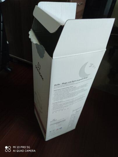 paratex 泰国原装进口天然乳胶枕头 枕芯 颗粒按摩乳胶枕 94%乳胶含量 偏低款 礼盒装 晒单图
