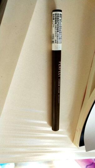 谜尚(MISSHA)自动美眉笔(灰色)0.26g(自营砍刀眉笔初学者 防水防汗持久不脱色 ) 晒单图