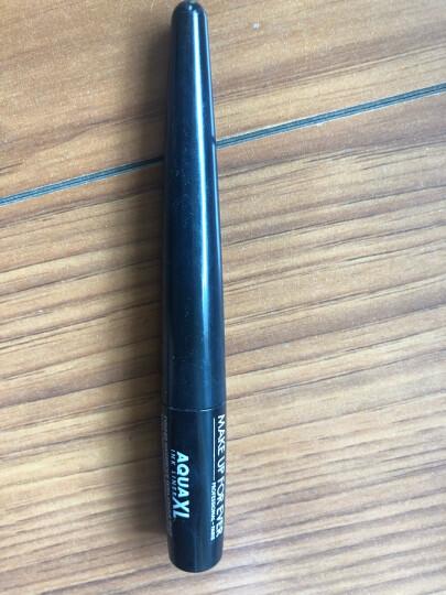 卡姿兰(Carslan)大眼晴零触感眼线笔0.55g(防水不晕染眼线笔 眼线液笔 彩妆) 晒单图