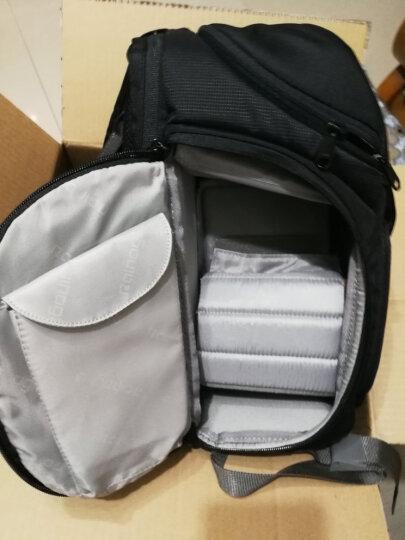 安诺格尔(ainogirl) 摄影包单肩斜跨单反相机包 适用佳能尼康单反微单 A1362 果绿色二代-中号 晒单图