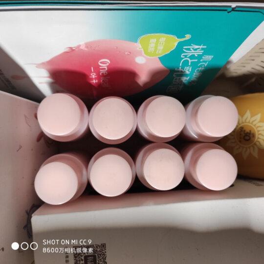 【七夕礼物】梦妆(Mamonde)花萃透亮净白防晒套装(防晒霜+调理水+保湿乳+面膜*2) 晒单图