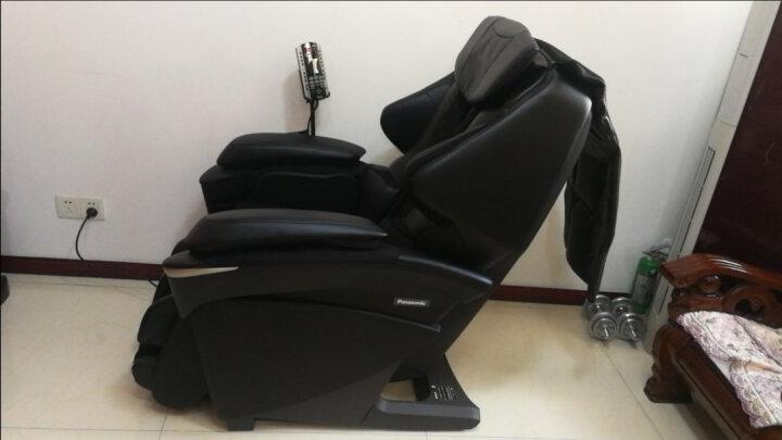 【官方旗舰店】Panasonic/松下按摩椅家用全身多功能温热智能高端按摩椅精选推荐EP-MA73 黑色 晒单图