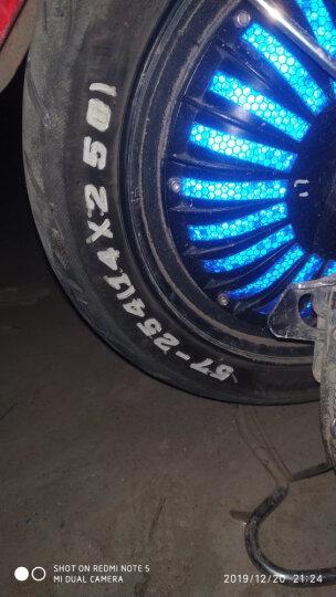 海崎 轮胎美容笔白色汽车轮胎笔 描胎笔轮胎涂鸦涂色黄色红色轮胎字母 白色  2支装 晒单图