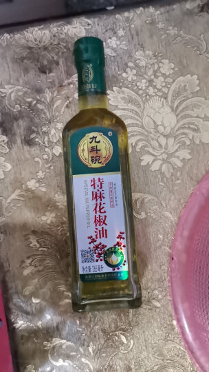 九斗碗 特麻花椒油 四川特产麻椒油 凉面米线调味油 265ml 晒单图