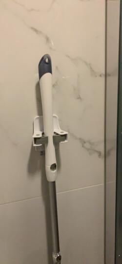 3M高曼 无痕扫把夹 强力承重免打孔收纳扫把挂钩 扫把夹 晒单图