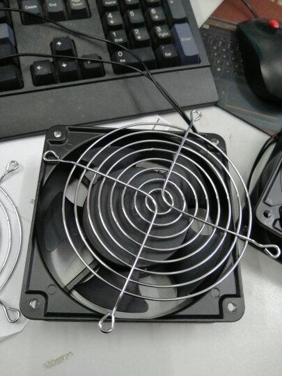 颐顿DC24V90#、120#、150#、200#焊机风扇 轴流风扇 散热风机原装配件 AC220V直径150mm 0.15A 晒单图